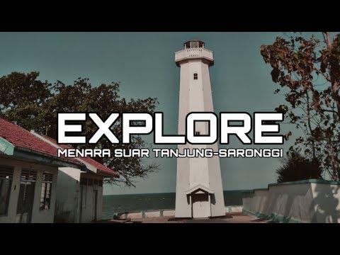 destinasi-wisata  -explore-menara-suar-desa-tanjung-saronggi