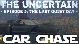 Lets Play The Uncertain ep 5 - Basement Showdown and Forest Chase