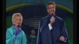 Keld og Hilda - Sommerregn. Dansk Melodi Grand Prix 1989 sang nr. 6