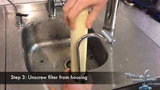How To Clean A Doulton Ceramic Ultracarb Candle Water Filter