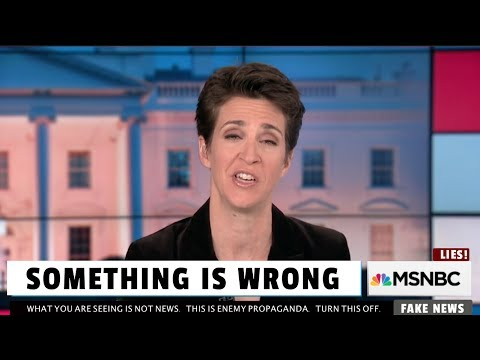 Thumbnail: Something is Wrong with MSNBC 😂