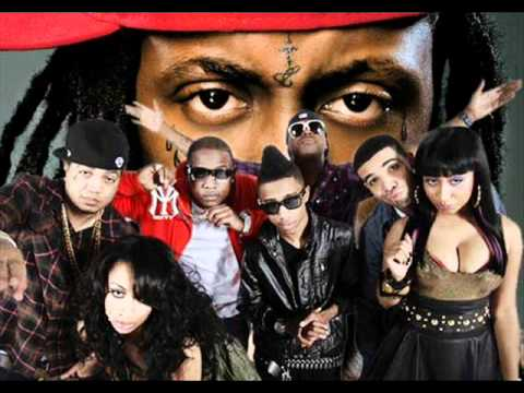 Young Money Salute Official Video Uncut