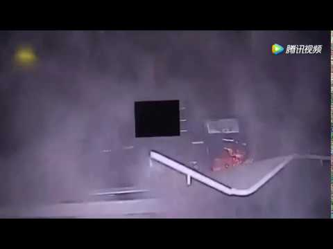 Frustrated At Running Out Of Money, A Man Sets Fire To The ATM at Hubei, China