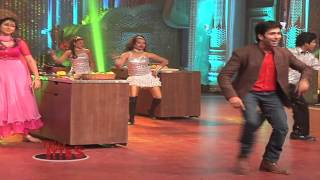 Aditya and Pankhuri Dance in Masterchef