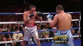 BEST FIGHT OF 2009 - Marquez vs Diaz - HD Part 3