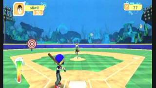 Wii Workouts - Jumpstart Get Moving Family Fitness for Wii - Baseball