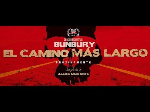 Random Movie Pick - Trailer documental BUNBURY  El camino más largo - USA Tour 2010 YouTube Trailer