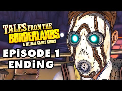 Tales from the Borderlands - Episode 1: Zer0 Sum - Gameplay Walkthrough Part 5 (PC, Xbox One, PS4)