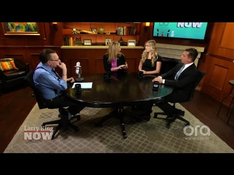 Orthorexia's Effect 'My Skin Had Gotten Really Bad' | Larry King Now | Ora.TV