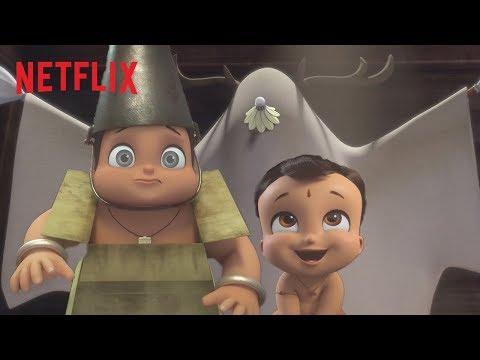 Kalia's Scary Shed 👻 Mighty Little Bheem | Netflix Jr