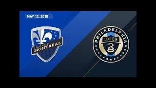 HIGHLIGHTS: Montreal Impact vs. Philadelphia Union | May 12, 2018