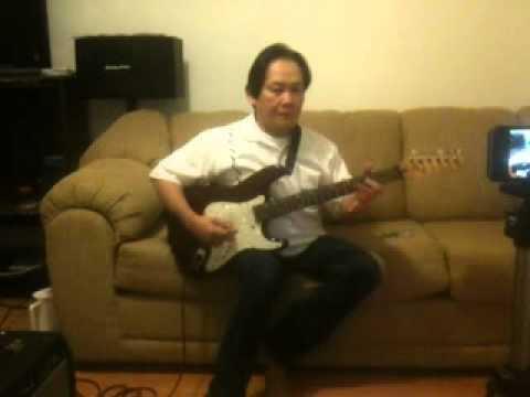 Trich Doan _Xin Mot Lan Yeu Nhau (Hoang Phuc Guitar)