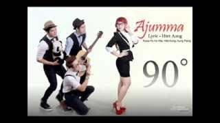 Video Ajumma-Ninety Degree download MP3, 3GP, MP4, WEBM, AVI, FLV April 2018
