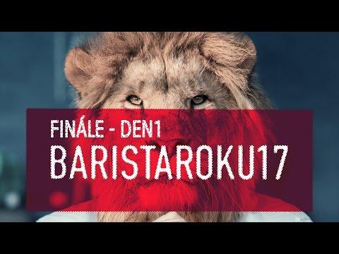 Barista roku 2017 - finále sobota [stream]