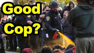 Fox News Blames Pepper Spray on Students Not Police?