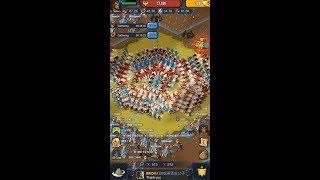 brutal age // Server war // t5 fights // 150milion points
