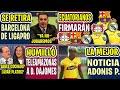 LOS ECUATORIANOS QUE FIRMARÁN POR EL FC BARCELONA, REAL MADRID, BAYER 2021 | BSC SE RETIRA LIGA PRO?