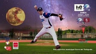 CBS Rivas - Béisbol Navarra - SBL (Partido 1 de 2)