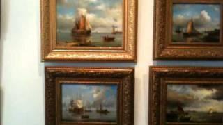Выставка, художник Шумайлов Д.А.