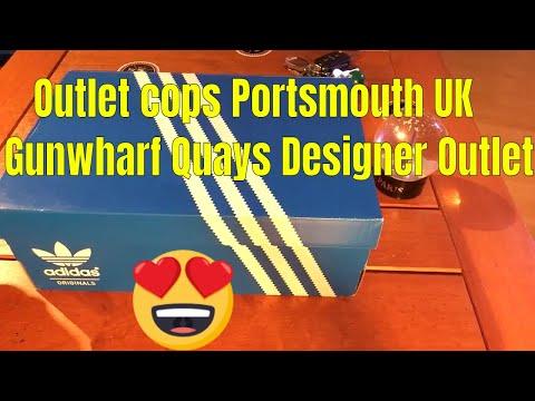 Outlet cops Portsmouth UK