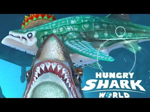 Hungry shark world mod apkpure | Download Hungry Shark World