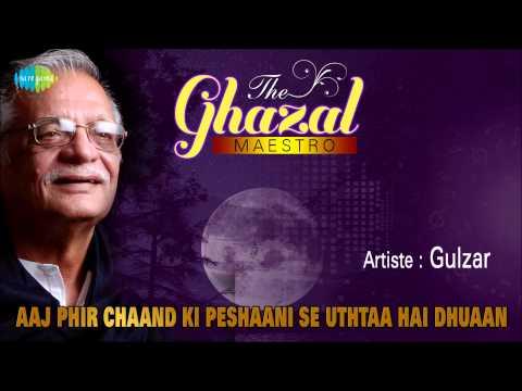 Aaj Phir Chaand Ki Peshaani Se Uthtaa Hai Dhuaan | Gulzar Nazm In His Own Voice