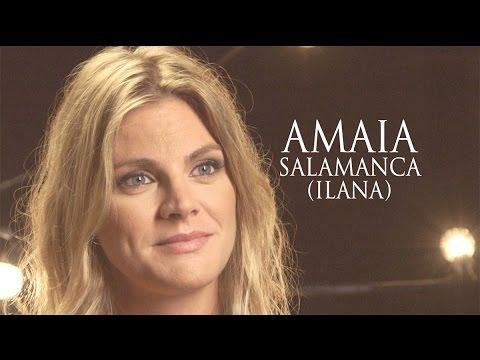 Amaia Salamanca  Entrevista