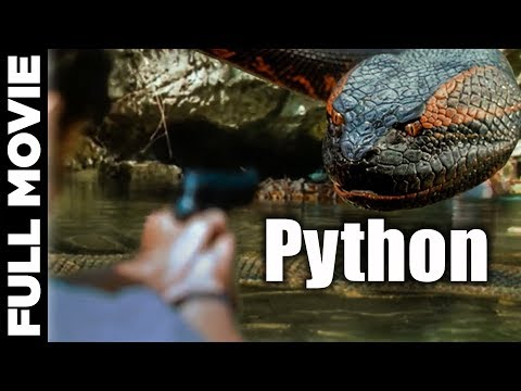 Python (2000) | Action Horror Movie | Frayne Rosanoff, Robert Englund