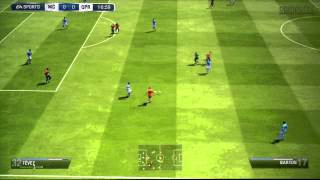 FIFA 13 - Gameplay-Demo von der gamescom 2012
