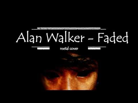 ALAN WALKER - FADED (METAL COVER) by Reasa Aditya Rahmadani