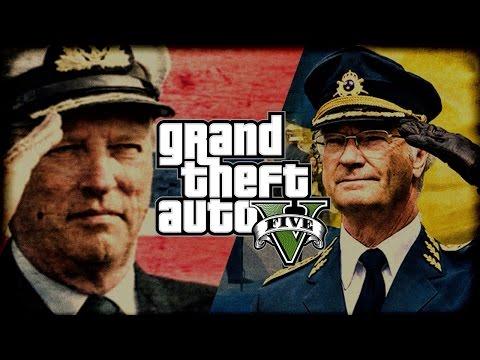 NORSK-SVENSK SLAGSMÅL - Grand Theft Auto 5
