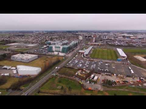 Tallaght Stadium & Kings Laundry