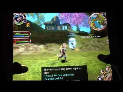 Order & Chaos Online - Relics Key Normal Dungeon Walkthrough Part 1