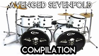 A7X Drum Compilations
