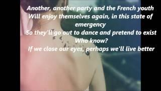 Damien Saez-Jeune Et Con (english lyrics)