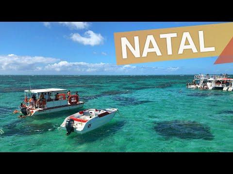 Natal e Maracajaú - Brasil :: O que fazer no Rio Grande do Norte :: 3em3