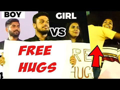 boy-vs-girl---free-hugs-competition---who-will-win?-fun-social-experiment!