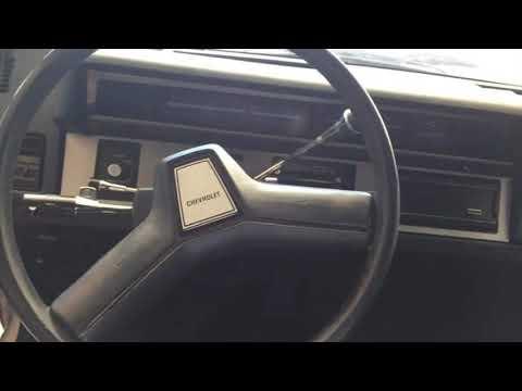 Vendo Chevrolet Celebrity Sedan