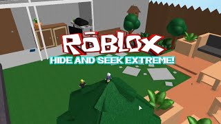 ROBLOX HIDE AND SEEK EXTREME | CHAD IS IT! | RADIOJH GAMES