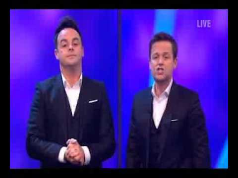 Moment When 'Nana Barb' Wins James Villa Holiday To Cyprus On Ant & Dec's Saturday Night Takeaway.
