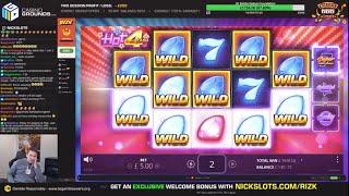 Casino Slots Live - 12/08/19 *30k SUBS + CASHOUTS!!*
