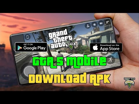 GTA V IOS/ANDROID : Download GTA V on your IOS AND ANDROID FOR FREE 2017
