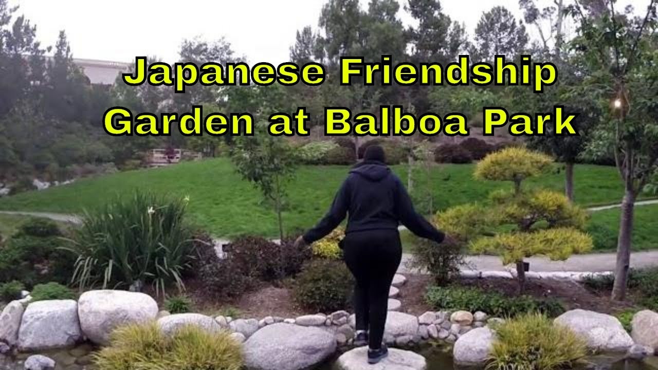 The Japanese Gardens at Balboa Park in San Diego | BGM Weekends