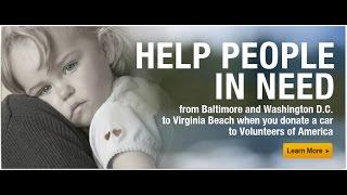 Maryland Charity Car Donation - Donate a Car in MD, Car Donation Service in Maryland
