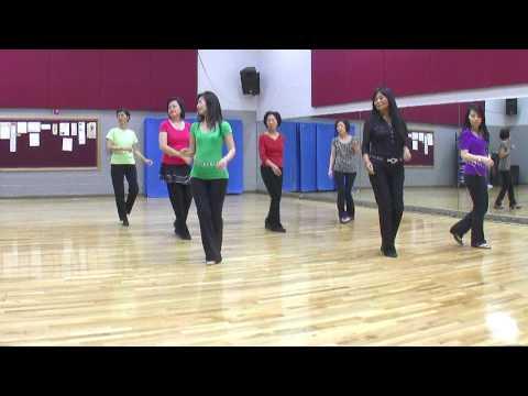 Amor de Rumba - Line Dance (Dance & Teach in English & 中文)