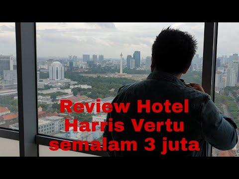 Review Hotel Harris Vertu Jakarta Pusat