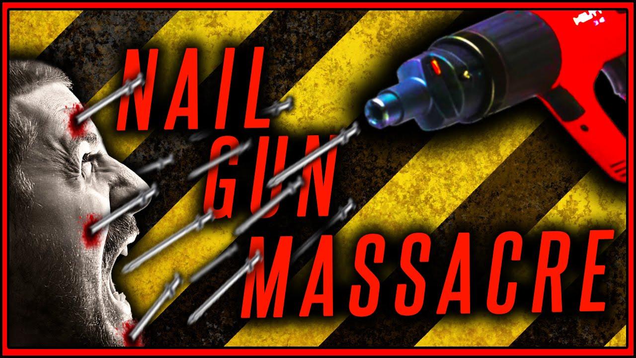 NAIL GUN MASSACRE!   Lucius II - Part 6 - YouTube