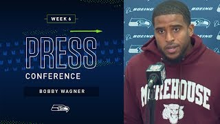 Bobby Wagner Postgame Press Conference at Browns | 2019 Seattle Seahawks