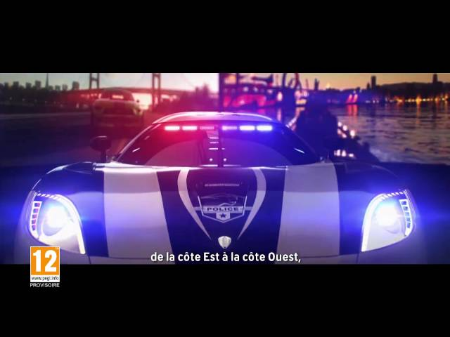 The Crew : Calling All Units - Trailer d'annonce gamescom 2016