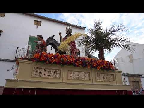 Borriquita 2019 En Tu Caminar